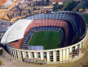 Nou Camp FC Barcelona