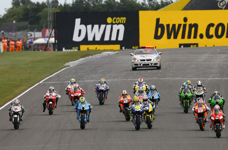 Moto Grand Prix - vstupenky, zájezdy, ubytování