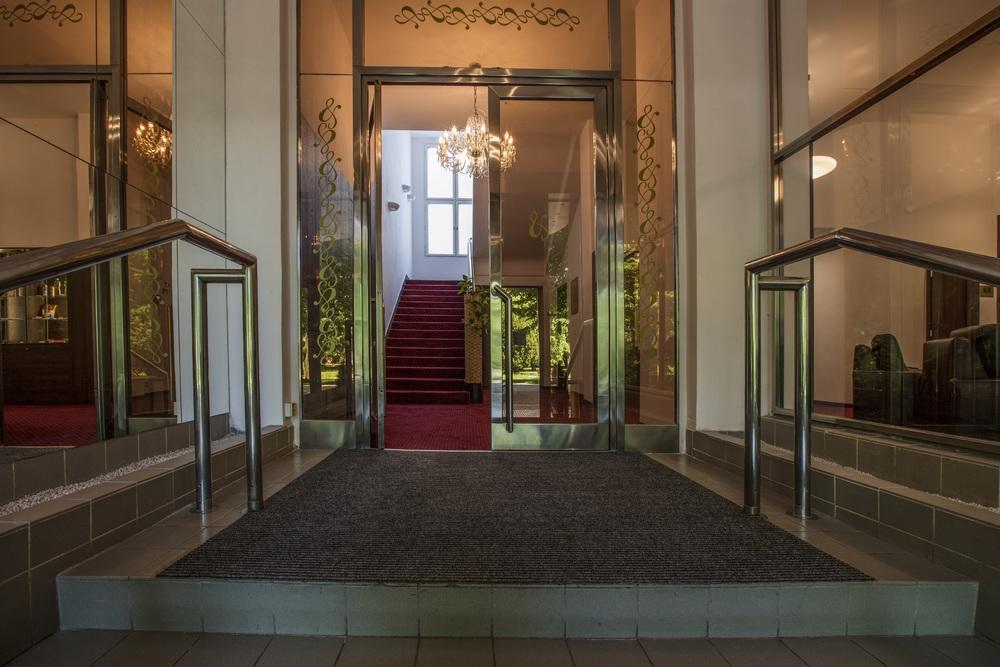 Hotel Bellevue-Tlapák, Ubytování lázně Poděbrady