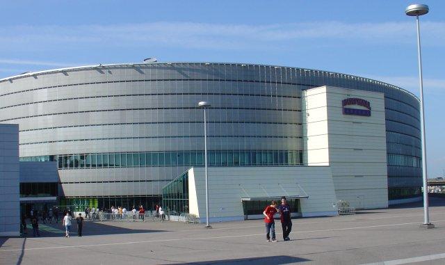 MS 2012, Hartwall Arena, Helsinky