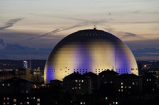 MS 2012, Ericsson Globe Aréna, Stockholm