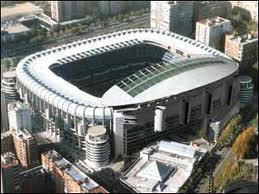 Santiago Bernabeú Real Madrid