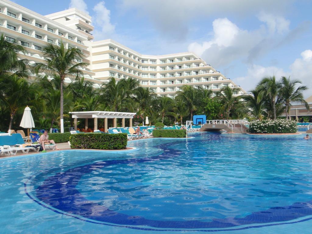 dovolená 2016 ,  Hotel riu caribe