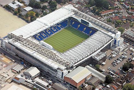 stadion Stamford Bridge