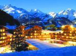 Lyžování v Alpách - lyžování ve Francii, Valfrejus
