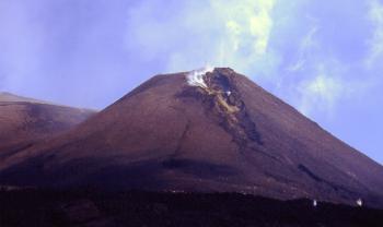 Etna - nejvyšší sopka Evropy - Etna