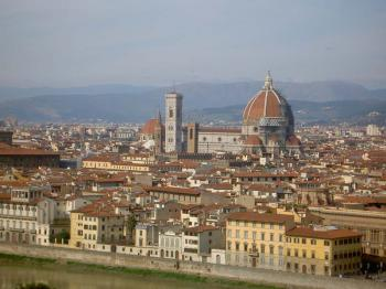Itálie, Florencie