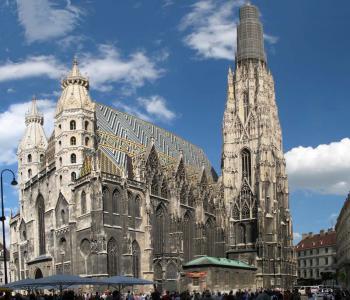 Rakousko - vídeň - hlavní město rakouska