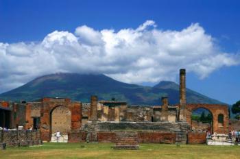 Pompeje a Herculaneum - Pompeje