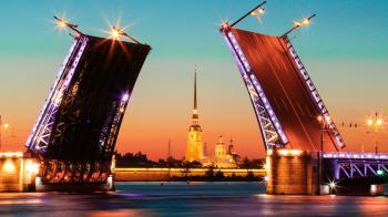 Petrohrad most