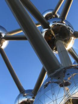 Belgie - Brusel - Atomium