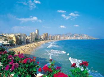 Španělsko - Costa Blanca