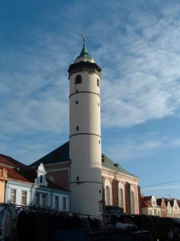 Domažlická věž