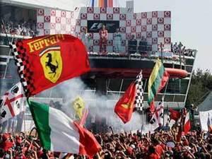 Za sportem do Itálie - Serie A, Formule 1
