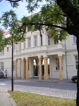 Ubytování Poděbrady, Hotel Zimní Lázně