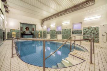 Bazén, Hotel Zimní Lázně, Ubytování lázně Poděbrady