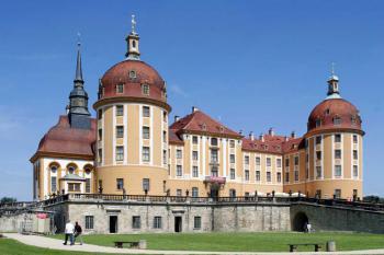 zámek Moritzburg - zámek Moritzburg