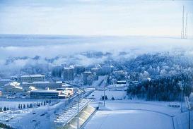 Lahti - středisko zimních sportů - Lahti