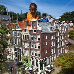 Park Madurodam - Holandsko v miniatuře - Madurodam