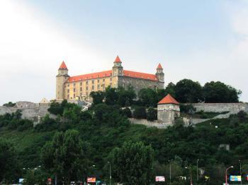 Bratislava - hlavní město Slovenska - Bratislava