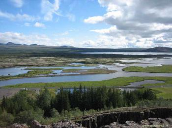 Národní park Thingvellir