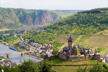 Cochem - město vína na Mosele - Cochem