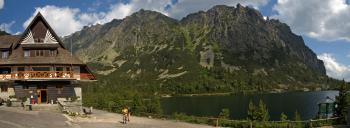 Vysoké Tatry - turistika