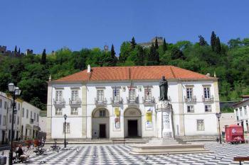 Tomar - historické templářské město - Tomar