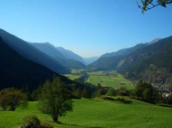 Údolí Ötztal s pohádkovou krajinou - údolí Ötztal