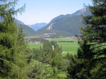 údolí Ötztal