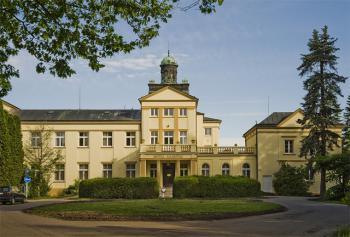 Ubytování Poděbrady - Hotel Zámeček