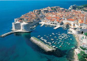 Poznávání Chorvatska - Dubrovnik