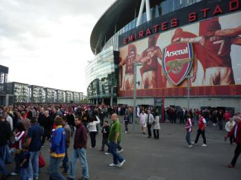 Vstupenky na Premier League - Arsenal Lond�n