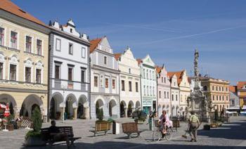 Trebon Spa (Třeboň) - trebon-mesto