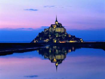 Le Mont-Saint-Michel - Mont-Saint-Michel