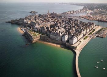 Saint Malo - město za zvedacími mosty - Saint Malo