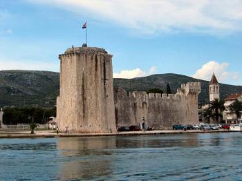 Poznávání Chorvatska - Trogir