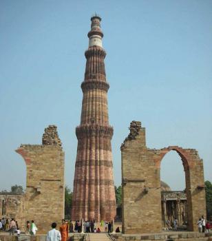 Quatab Minar - Dillí