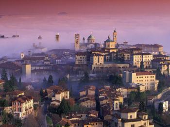 Poznávací zájezdy do Itálie - Bergamo