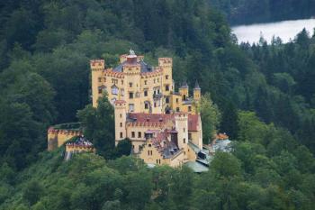 zámek Hohenswangau
