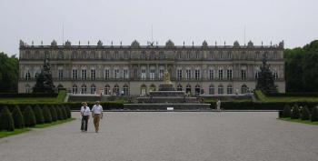 zámek Herrenchiemsee