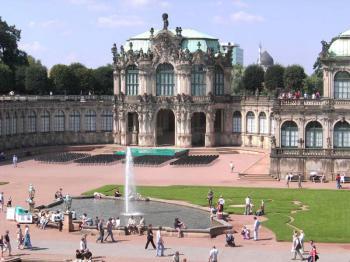 Poznávací zájezdy do Německa - Drážďany