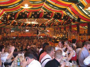 Německo - Oktoberfest
