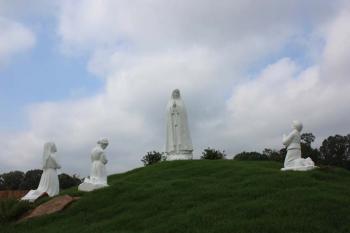 Fatima - významné poutní místo - Fatima