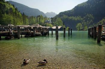 jezero Königsee