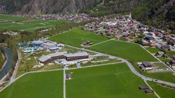 Längenfeld - první lázně Tyrolska - Längenfeld