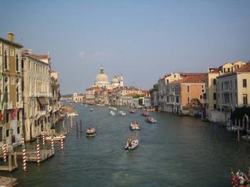 Benátky - město na laguně - Benátky