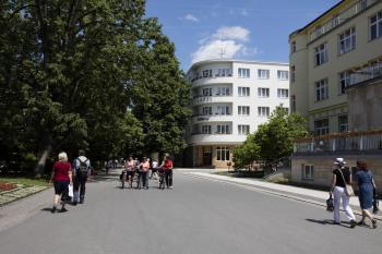Pokoj, Hotel Bellevue-Tlapák, Ubytování lázně Poděbrady