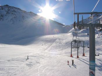Francie s CK SLANtour, lyžování ve Francii