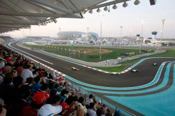 F1 v Abu Dhabi - Tribuna South